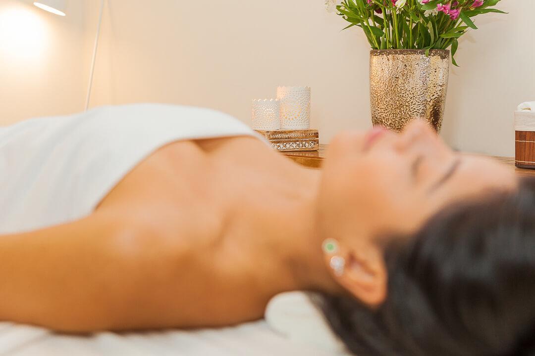 Efeitos do Reiki e da Massagem
