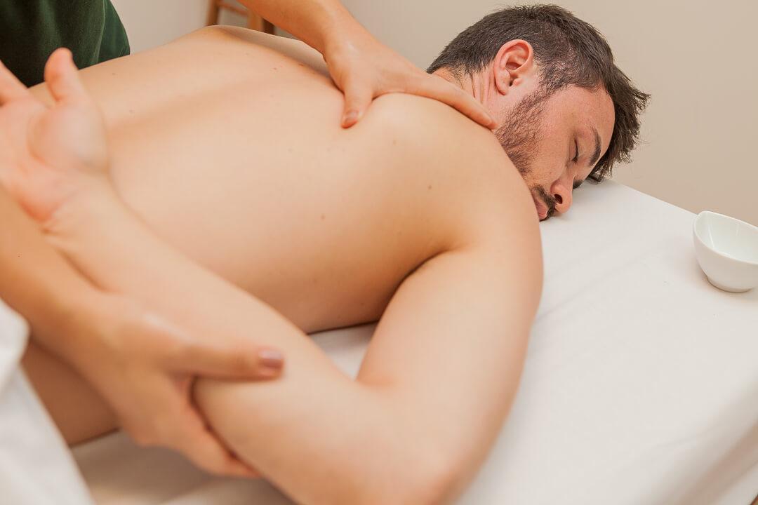 Massagem Atlética